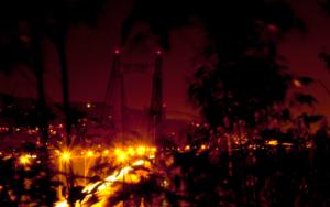 ROJO RANDE - RED RANDE (de la serie Puente Rande. Foto nº 3)|FotografíadeLuis Arbex| Compra arte en Flecha.es