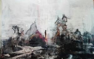 EL RENACER  Y EL HOMBRE QUE ATRAPA|PinturadeMimai| Compra arte en Flecha.es