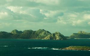 VISTAS DESDE BAYONA (de la serie Islas Cíes. Foto nº 12)|FotografíadeLuis Arbex| Compra arte en Flecha.es