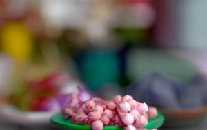 plato verde|FotografíadeLeticia Felgueroso| Compra arte en Flecha.es