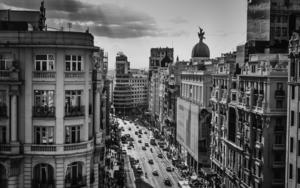 Gran Vía I|FotografíadePepe González-Arenas| Compra arte en Flecha.es