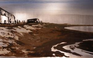 Mar|Obra gráficadeIgnacio Fortún| Compra arte en Flecha.es