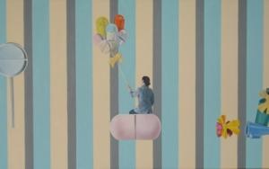 Candy pills|PinturadeEugenia Lardizabal| Compra arte en Flecha.es