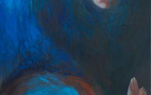 El mago|PinturadeFernando Charro| Compra arte en Flecha.es