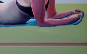 Holland Girl|PinturadeAurora Rumí| Compra arte en Flecha.es