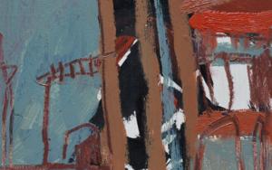 Venecia a las nueve y cuarto II|PinturadeCelia Muñoz| Compra arte en Flecha.es