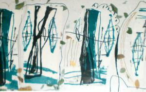 serie bosque encantado|CollagedeSílvia Colomina| Compra arte en Flecha.es