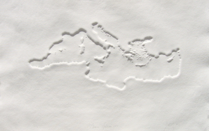 Mare Nostrum XXV|Obra gráficadeJaelius Aguirre| Compra arte en Flecha.es