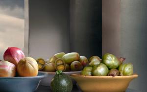 Detalle de bodegón con ventana|FotografíadeLeticia Felgueroso| Compra arte en Flecha.es