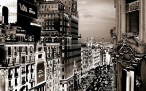 Estudio sobre Gran Vía 1|FotografíadeMonteserinfotografia| Compra arte en Flecha.es