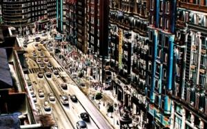 Estudio sobre Gran Vía 2|FotografíadeMonteserinfotografia| Compra arte en Flecha.es