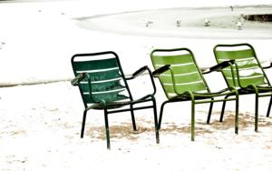 Sillas, París|FotografíadeMonteserinfotografia| Compra arte en Flecha.es