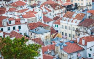 Tejados de Lisboa|FotografíadeMonteserinfotografia| Compra arte en Flecha.es