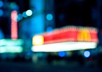 Mc Donald´s NY FotografíadeMonteserinfotografia  Compra arte en Flecha.es