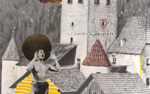 """Ahoy Again""|CollagedeAna Cano Brookbank| Compra arte en Flecha.es"