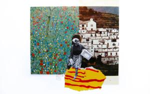 Exodus|CollagedeAna Cano Brookbank| Compra arte en Flecha.es