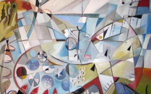 Cala Vorágine|PinturadeMiguel Mansanet| Compra arte en Flecha.es