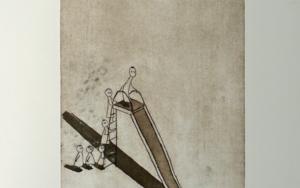 Venga niño, baja|Obra gráficadeAna Valenciano| Compra arte en Flecha.es