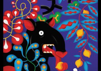 Tapir|DibujodeOtis| Compra arte en Flecha.es