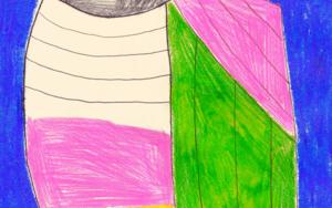 Búho|DibujodeInma Lorente| Compra arte en Flecha.es