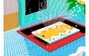 Inside Worlds 2|DibujodeOtis| Compra arte en Flecha.es