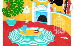 Inside Worlds 3|DibujodeOtis| Compra arte en Flecha.es