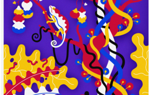 Cameleon|DibujodeOtis| Compra arte en Flecha.es