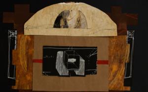 Bocetos arquitectónicos 3|CollagedeTxabi Sagarzazu| Compra arte en Flecha.es