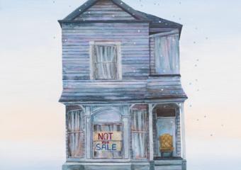 Not For Sale|PinturadeRosa Alamo| Compra arte en Flecha.es