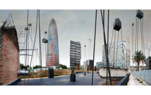 Barcelona (Agbar)|DigitaldePaco Díaz| Compra arte en Flecha.es