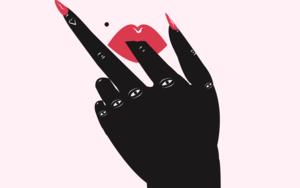 moisten lips|DibujodeAlba Blázquez| Compra arte en Flecha.es