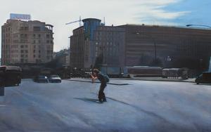 Ficción Urbana V|PinturadeErick Miraval| Compra arte en Flecha.es