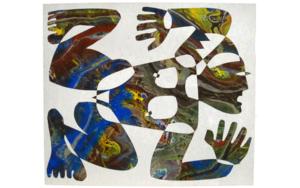 Mujer|PinturadeJuan Diego Miguel| Compra arte en Flecha.es