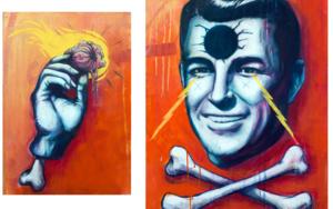 Hell Yeah!|PinturadeSr. X| Compra arte en Flecha.es