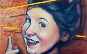 You're Next!|PinturadeSr. X| Compra arte en Flecha.es