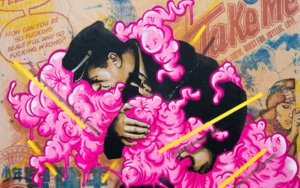 Tell Me|Obra gráficadeSr. X| Compra arte en Flecha.es