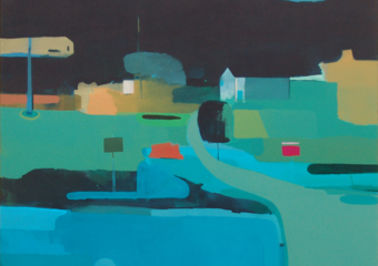 """Autumn weekend""|PinturadeGuillermo Moreno| Compra arte en Flecha.es"