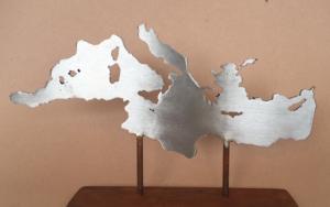 MARE NOSTRUM XXXV|EsculturadeJaelius Aguirre| Compra arte en Flecha.es