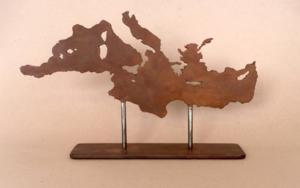 Mare Nostrum XXXII|EsculturadeJaelius Aguirre| Compra arte en Flecha.es