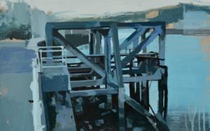 Zorrozaure|PinturadeGonzalo Rodríguez| Compra arte en Flecha.es