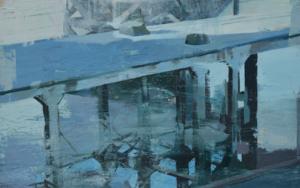 Gaztelugatxe|PinturadeGonzalo Rodríguez| Compra arte en Flecha.es