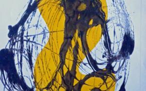 El grito|Obra gráficadeCarmina Palencia| Compra arte en Flecha.es