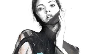 MARTA|CollagedeCristina F Bonet| Compra arte en Flecha.es