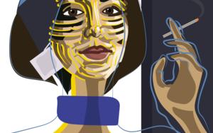 Silvia|DigitaldeCamino Lorenzini| Compra arte en Flecha.es