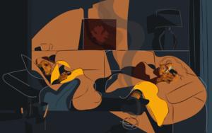 Momentos I|DigitaldeCamino Lorenzini| Compra arte en Flecha.es