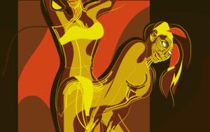 Alien|DigitaldeCamino Lorenzini| Compra arte en Flecha.es