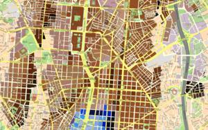 Urbanita I|DigitaldeDavid Ortega| Compra arte en Flecha.es