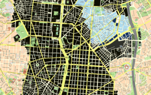 Urbanita III|DigitaldeDavid Ortega| Compra arte en Flecha.es