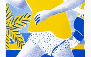 BIG FUN|IlustracióndeMar Estrama| Compra arte en Flecha.es