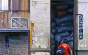 bodega|PinturadeMBravoBecerra| Compra arte en Flecha.es